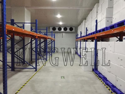 KINGWELL 3200m³ Cold Room Project is finished in Shenzhen