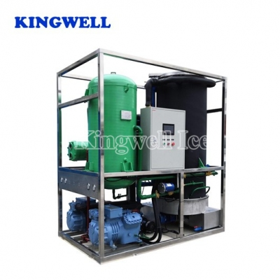 KW-T10 (10tons/day) Tube Ice Machine