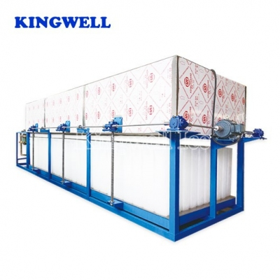 KW-DB10 (10 tons/day) Directly Cooling Block Ice Machine
