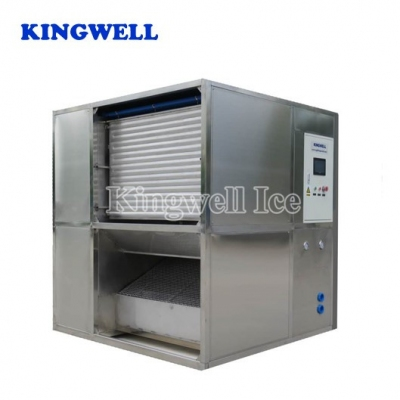 KW-P5 (5Tons/day) Plate Ice Machine